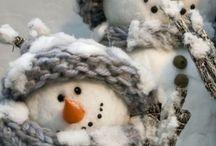 Grey Winter Wonderland
