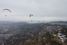 Paragliding in The Dalles, OR
