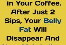 Fat burning drink