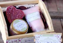Kits de produtos artesanais