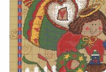 cross stitch christmas 4