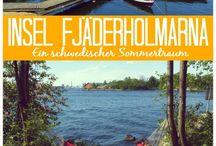Schweden / Ein Sommer in Schweden. Seen, Wälder, wandern, Elche. Hört sich das nicht super an? Weil eine Schweden Reise ganz oben auf unserer Wunschliste steht, sammeln wir hier tolle Tipps!