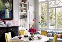 Dream Dining Room / by Rebecca Stanley