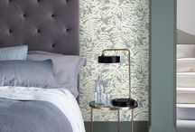 Bedroom Inspiration / A bedroom should be a haven of calm and relaxation. Browse our inspirational images and choose the perfect colour for your own soothing living space.
