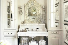 Powder Rooms / Gorgeous Powder Rooms to be inspired by!