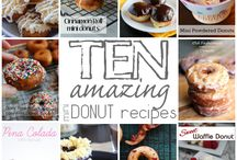 Yummy!  Donuts