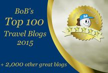 TOP 100 TRAVEL BLOGS 2015 + 2,000 other great blogs