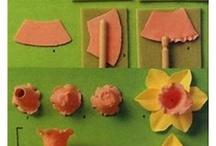 pasta çiçeği
