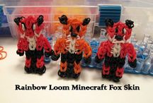 Rainbow Loom Rubber Band Figures / Cool pics of loom rubber band figures made by people