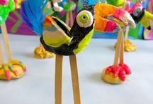 thema vreemde vogel