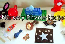 School - Nursery Rhymes