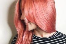 Red Haircolor Inspiration