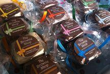 Etiquetas brownie