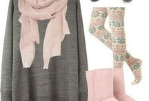 Girls outfits- winter edition
