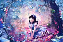 Alice nel Paese delle Meraviglie / La mia vita come Alice