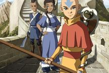 Avatar The Last Airbender / by Kimberly Covey