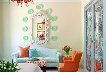 Design and Decorating -Living Spaces / by Ameris Criner-Dortch