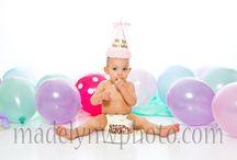 First birthday / by Darcie Warmuth