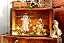 Pueblos navideños
