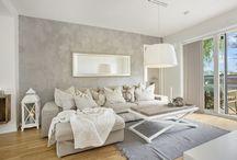 Stuen / Bli inspirert til hvordan du kan style din egen stue!