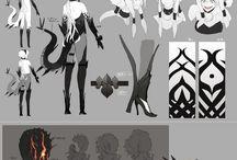 Charakter Design's //