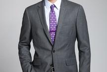 Mid grey suits