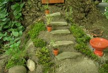 Fairy Garden / Ideas for a fairy garden