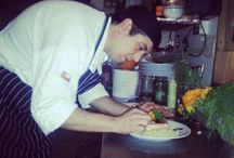 Chef Marcos Larenas Alvarado / Chef de corazon