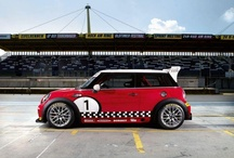 Mini Cooper / by Reuben M