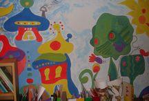 gyerekek-művészet-szeretet / Gyerekalkotások tele szeretettel ,ötletekkel