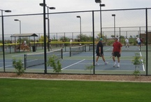 Tennis court / by Susan Ivens