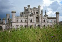 Lowther Castle and Gardens, Cumbria / Lowther Castle sits on the fringes of the Lake District National Park near Penrith.