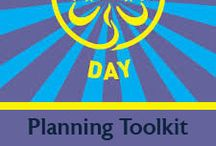 Guides: Thinking Day