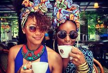 Fashion trends / I love African and a fusion off old nod new fashion trends