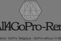All4GoPro Rental / Service de location de GoPro en Belgique
