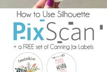 Silhouette Cameo Tips and Tricks