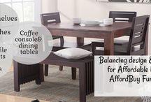 Classic & modern Furniture style