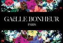 "GAELLE BONHEUR / 2009. The #italian #Dream #Project starts a particolar project based on the study of new #trends inspired by #Paris's #moods. In this way there was born a new brand: #BonheurGaelle Paris, a french name but completely made in Italy. ""#Bonheur"" is the mood of who feel good and happy. Youth #collections with new volume and #colors, which perform #sweaters and #jersey in an alternative way."