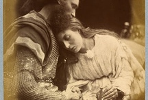 Heroes and Pre-Raphaelits Beautys