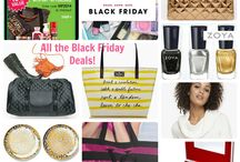 #BlackFriday Must Have Shopping deals! #2014