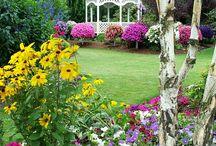 INSPIRATIONS: Jardins d'exception / Promenade au cœur de jardins remarquables, ambiances féeriques, déco ou romantiques...