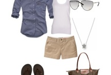 Summer outfits / by Priscilla Crane