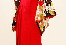 Graduation Hakama and Kimono