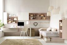 двуспальная кровать для девочки