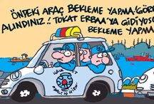 Karikatür / Cartoons