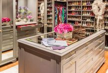 Real Estate - Dream Closets / Looking for ideas to create your dream closet? You have come to the right place. This board will be filled with dream closets! Enjoy!