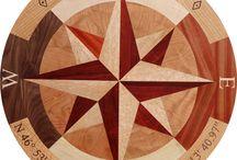 Egle Compass Rose