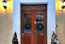 Doors and windows / Ovia ja ikkunoita, jotka eivät ole ihan standarditavaraa