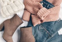 Autumn holiday clothes