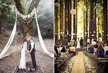 inspirations for outdoor weddings